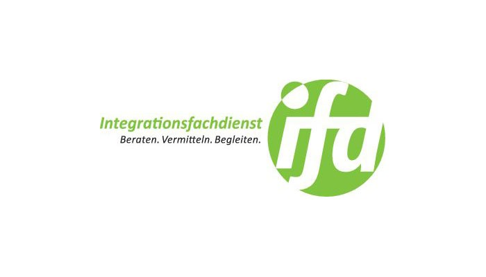 Das Logo der Integrationsfachdienste.